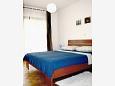 Zadar - Diklo, Bedroom 1 u smještaju tipa apartment.