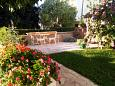 Courtyard Zadar - Diklo (Zadar) - Accommodation 5913 - Apartments near sea with pebble beach.