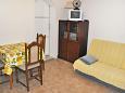Living room - Studio flat AS-5924-a - Apartments Zadar - Diklo (Zadar) - 5924