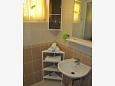 Bathroom - Studio flat AS-5924-a - Apartments Zadar - Diklo (Zadar) - 5924