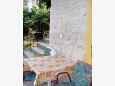 Terrace - Studio flat AS-5924-a - Apartments Zadar - Diklo (Zadar) - 5924