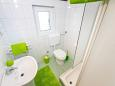 Bathroom - Apartment A-5951-e - Apartments Vrsi - Mulo (Zadar) - 5951