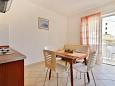 Dining room - Apartment A-5958-b - Apartments Mimice (Omiš) - 5958