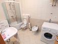 Okrug Gornji, Bathroom u smještaju tipa apartment, WIFI.