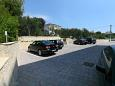 Parking lot Okrug Gornji (Čiovo) - Accommodation 5960 - Apartments near sea with pebble beach.
