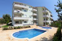 Seaside apartments with a swimming pool Okrug Gornji (Čiovo) - 5962