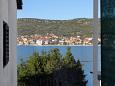 Vinišće, Balcony - view u smještaju tipa apartment.