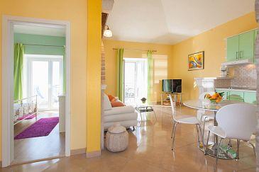 House K-5985 - Vacation Rentals Gornja Podgora (Makarska) - 5985
