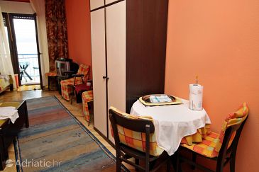 Studio flat AS-6004-b - Apartments Lokva Rogoznica (Omiš) - 6004