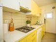 Kitchen - Apartment A-6011-b - Apartments Mavarštica (Čiovo) - 6011