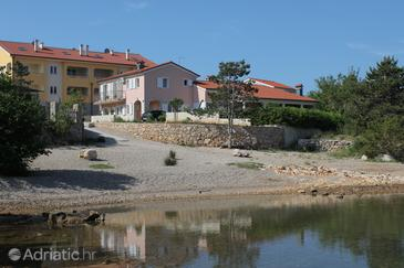 Property Klimno (Krk) - Accommodation 6017 - Apartments near sea with pebble beach.
