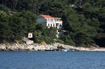 Property Saplunara (Mljet) - Accommodation 602 - Rooms near sea with sandy beach.