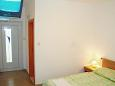 Bedroom - Studio flat AS-6025-a - Apartments Komarna (Ušće Neretve) - 6025