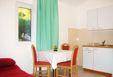 Studio flat AS-6025-e - Apartments Komarna (Ušće Neretve) - 6025