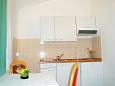 Kitchen - Studio flat AS-6025-e - Apartments Komarna (Ušće Neretve) - 6025