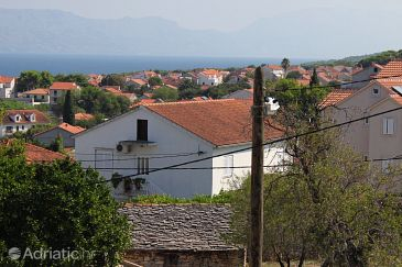 Property Supetar (Brač) - Accommodation 6035 - Apartments with pebble beach.