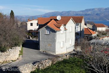 Property Supetar (Brač) - Accommodation 6036 - Apartments with pebble beach.