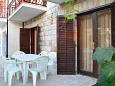 Terrace 1 - Apartment A-6044-b - Apartments Podstrana (Split) - 6044