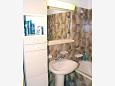 Bathroom 1 - Apartment A-6053-a - Apartments Postira (Brač) - 6053