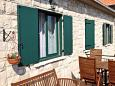 Terrace 1 - House K-6054 - Vacation Rentals Postira (Brač) - 6054