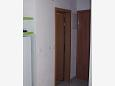 Hallway - Apartment A-6058-d - Apartments and Rooms Tučepi (Makarska) - 6058