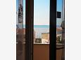Balcony - view - Room S-6058-a - Apartments and Rooms Tučepi (Makarska) - 6058