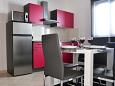 Kitchen - Apartment A-6067-b - Apartments Okrug Gornji (Čiovo) - 6067