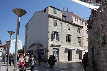 Split, Split, Property 6084 - Apartments with sandy beach.