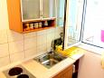 Kitchen - Apartment A-6085-c - Apartments and Rooms Podgora (Makarska) - 6085