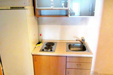 Podgora, Kuchnia w zakwaterowaniu typu room, WIFI.