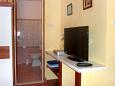 Living room - Studio flat AS-6091-a - Apartments Oštrička luka (Rogoznica) - 6091