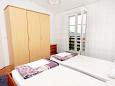 Bedroom 1 - Apartment A-6094-a - Apartments Seget Vranjica (Trogir) - 6094