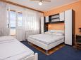 Bedroom - Apartment A-6098-b - Apartments Brodarica (Šibenik) - 6098