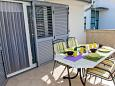 Terrace - Apartment A-6100-a - Apartments Vodice (Vodice) - 6100