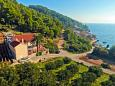 Property Uvala Tvrdni Dolac (Hvar) - Accommodation 6112 - Apartments near sea with pebble beach.