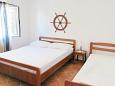 Bedroom 1 - House K-6115 - Vacation Rentals Seget Vranjica (Trogir) - 6115
