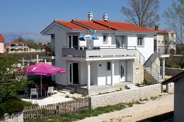 Property Zukve (Zadar) - Accommodation 6126 - Apartments in Croatia.