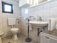 Zadar, Bathroom u smještaju tipa apartment, WIFI.