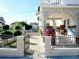 Courtyard Sukošan (Zadar) - Accommodation 6131 - Apartments with pebble beach.