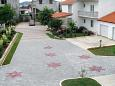 Parking lot Zadar (Zadar) - Accommodation 6136 - Apartments with pebble beach.