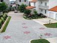 Parking lot Zadar (Zadar) - Accommodation 6136 - Apartments with pebble beach.
