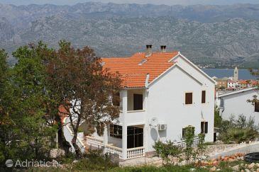 Property Vinjerac (Zadar) - Accommodation 6143 - Apartments near sea with sandy beach.