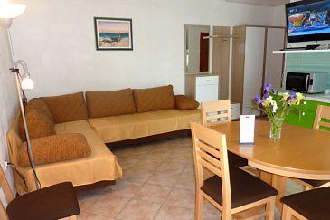 Apartment A-6153-b - Apartments Nin (Zadar) - 6153