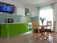 Kitchen - Apartment A-6153-b - Apartments Nin (Zadar) - 6153