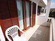 Balcony 2 - Apartment A-6155-d - Apartments Vrsi - Mulo (Zadar) - 6155