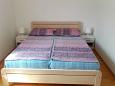 Bedroom 1 - Apartment A-6156-a - Apartments Zukve (Zadar) - 6156