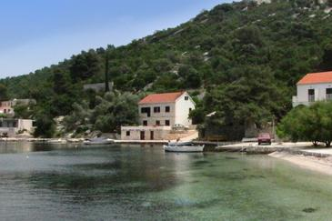 Obiekt Prožurska Luka (Mljet) - Zakwaterowanie 616 - Apartamenty blisko morza.
