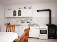 Kitchen - Apartment A-6163-a - Apartments Mali Iž (Iž) - 6163