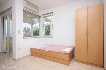Sukošan, Living room u smještaju tipa apartment, dostupna klima i dopusteni kucni ljubimci.