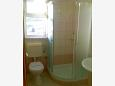 Bathroom - Studio flat AS-6164-b - Apartments Sukošan (Zadar) - 6164